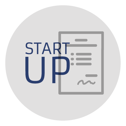 Complete documentation and start-up services